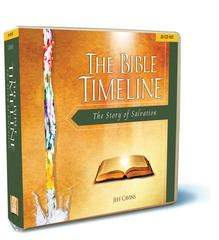 The Bible Timeline: The Story of Salvation, CD Set