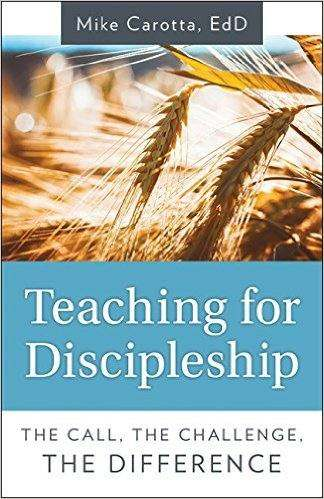 Teaching for Discipleship cover